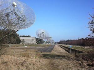 Radiotelescopen Hooghalen